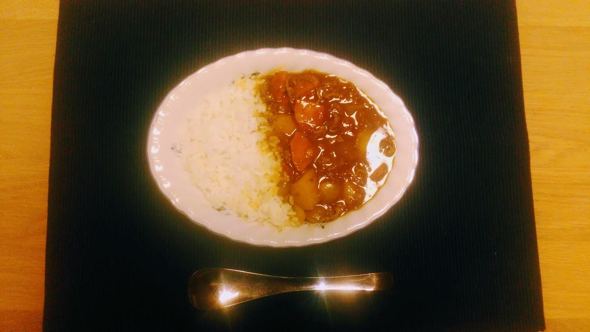 市販の日本のカレー用のカレールゥはもう飽きた!スパイスから作る、和風カレーは最高☆