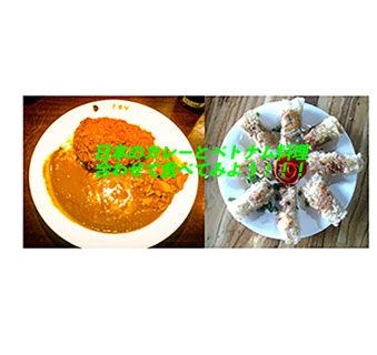 ベトナムでのカレー文化とカレーに合う料理について考えてみた!